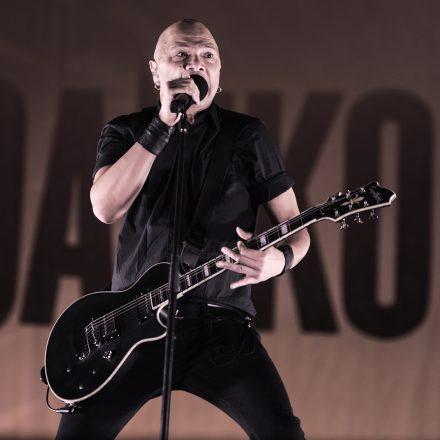 Volbeat @ Wiener Stadthalle - Halle D