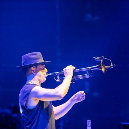 Timmy Trumpet @ Wiener Stadthalle - Halle D