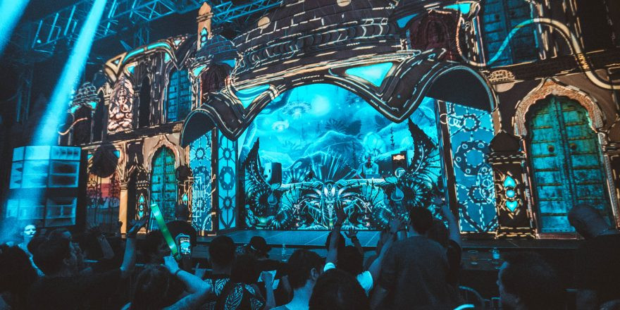 Paradise Winter Festival 2020 // Tag 1