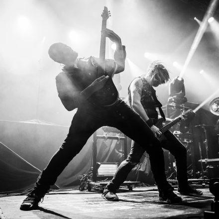 Hammerfall - World Dominion Tour 2020