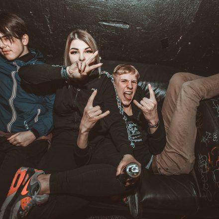 EXMACHINA duo - Footworxx Label Night