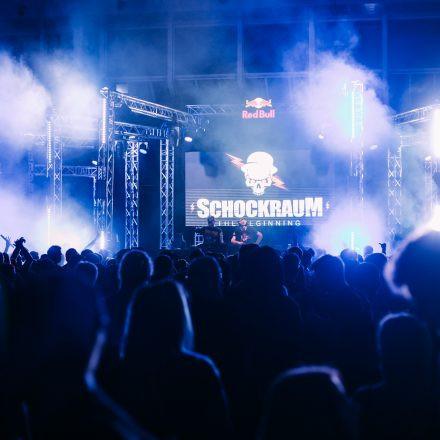 Schockraum - The Beginning @ Pyramide Vösendorf