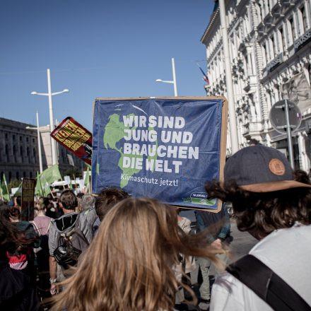 Großdemo: Nie wieder Schwarz-Blau! @ Wien