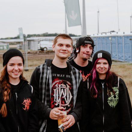 Nova Rock Festival 2018 - Day 1 [Part 3] @ Pannonia Fields