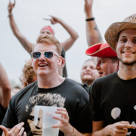 Nova Rock Festival 2018 – Day 3 [Part 3] @ Pannonia Fields