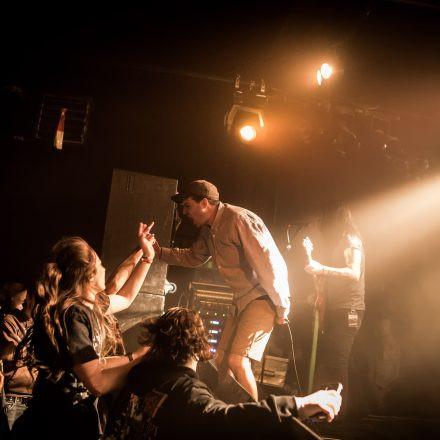 Defeater - Swans + Swain @ Arena Wien