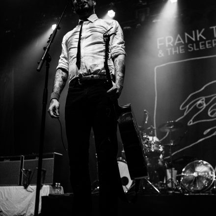 Frank Turner & The Sleeping Souls @ Gasometer Wien