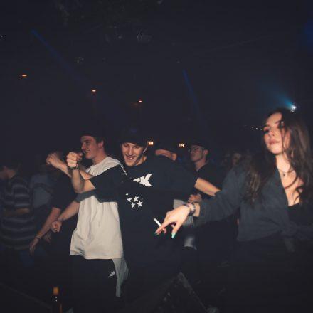 Strictly Beats feat. Mefjus & Maksim MC @ Postgarage Graz