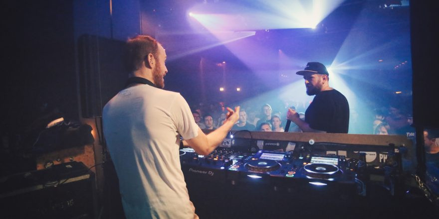 Strictly Beats feat. Mefjus & Maksim MC @ Postgarage Graz