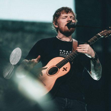Ed Sheeran @ Wörthersee Stadion Klagenfurt