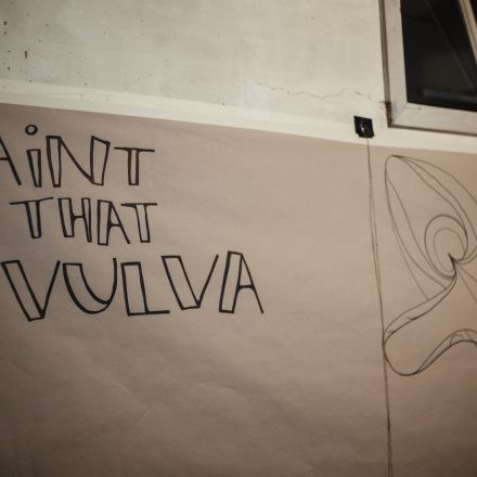 Look at this Vulva! Ein unverschämter Blick @ Die Schöne