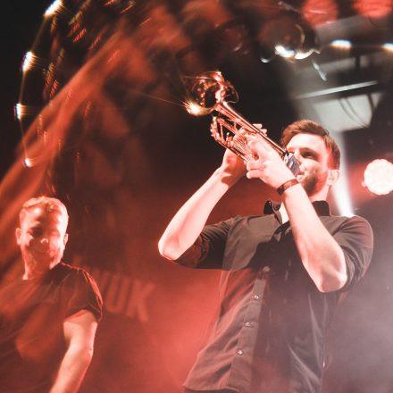 Erwin & Edwin - Power Tour @ WUK Wien