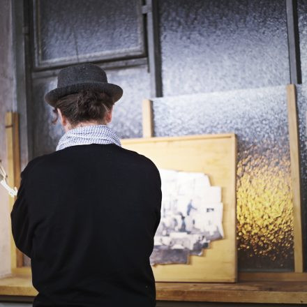 Ernst Schagerl und Ludwig Rusch - ge mein sames werk en @ Die Schöne