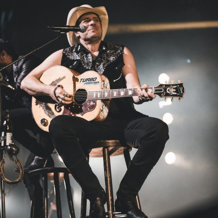 The BossHoss: Black Is Beautiful Tour @ Stadthalle Wien