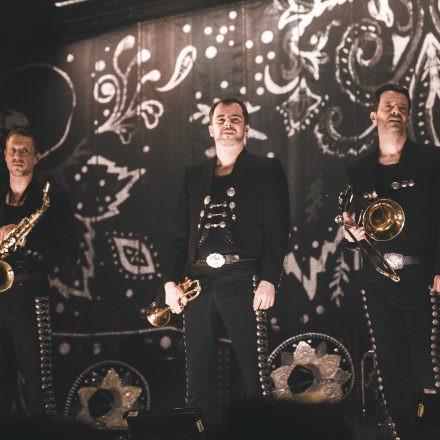 The BossHoss: Black Is Beautiful Tour @ Stadthalle Wien