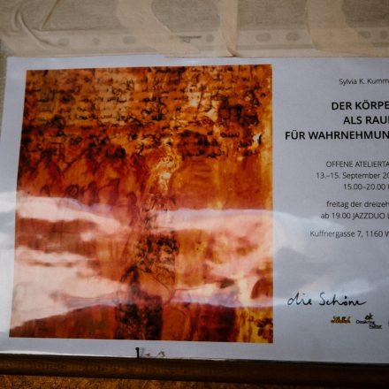 Sylvia Kummer - Freitag der Dreizehnte @ Die Schöne Wien