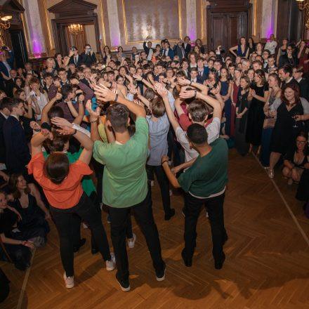 Schulball BRG9 Erich Fried Realgymnasium @ Palais Eschenbach Wien