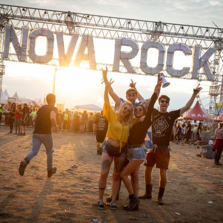BEST OF NOVA ROCK FESTIVAL 2018