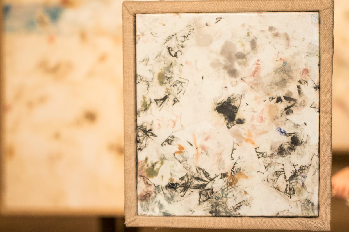 Thomas Schrenk - Abstrakter Fetzen @ Die Schöne