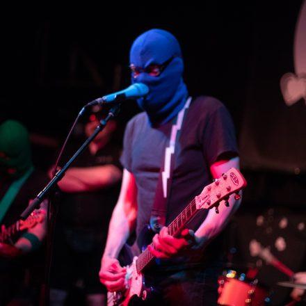 Masked Intruder @ Arena Wien - Dreiraum
