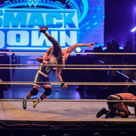 WWE Live 2019 @ Wiener Stadthalle