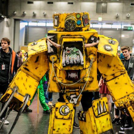 Vienna Comic Con @ Messe Wien