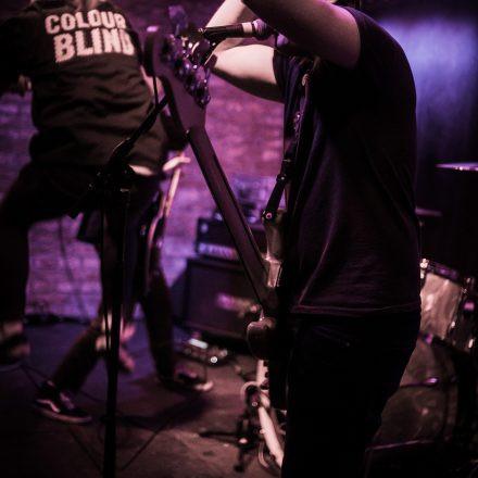 Why Everyone Left, Hang Tight, COLOURBLIND @ Kramladen
