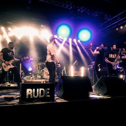 Mad Caddies, Rude Tins, Jon Gazi @ Arena Wien