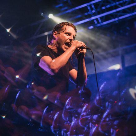 Deafheaven, Touché Amoré @ Arena Wien