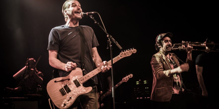Mad Caddies, Rude Tins, Jon Gazi @ Arena Wien