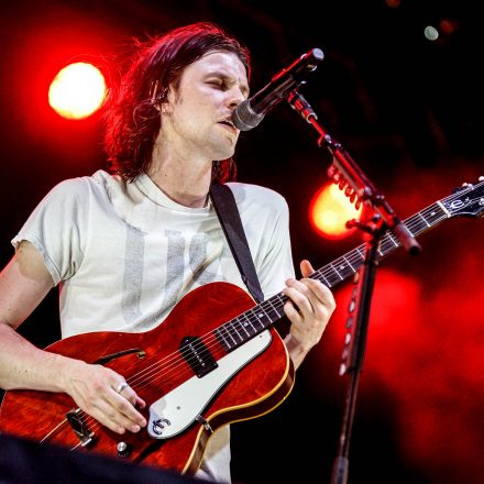 James Bay @ Arena Open Air
