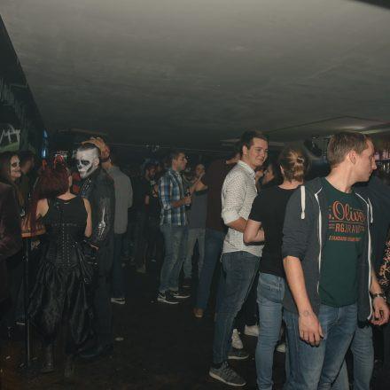 VOLUME Korruptions Halloween Party @ The Loft Wien