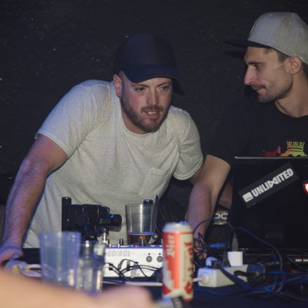 Crazy Welle with Mark Reeve @ Flex Wien
