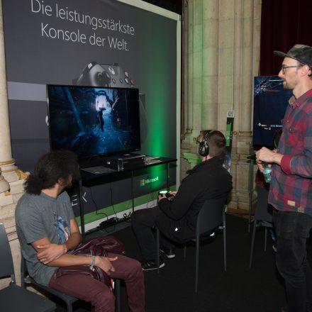 GameCity @ Rathaus Wien