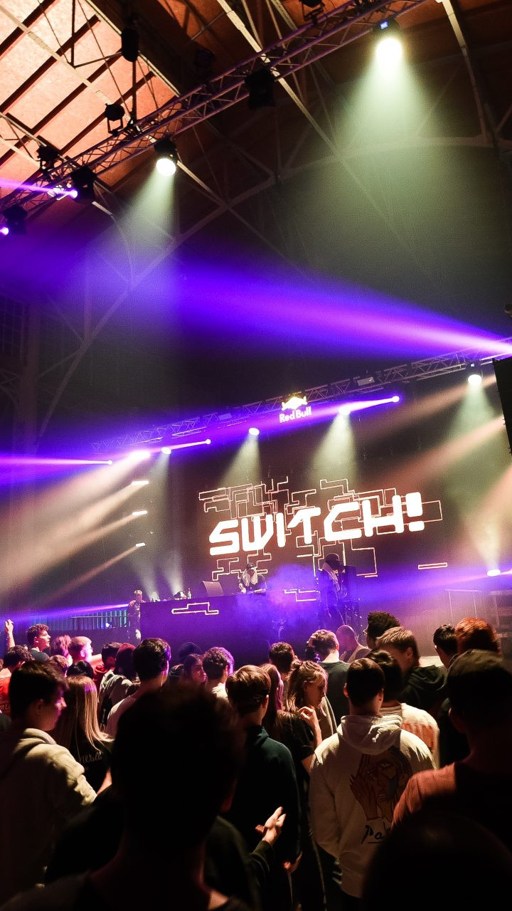Switch! XL presents It's a Gee Thing @ Marx Halle