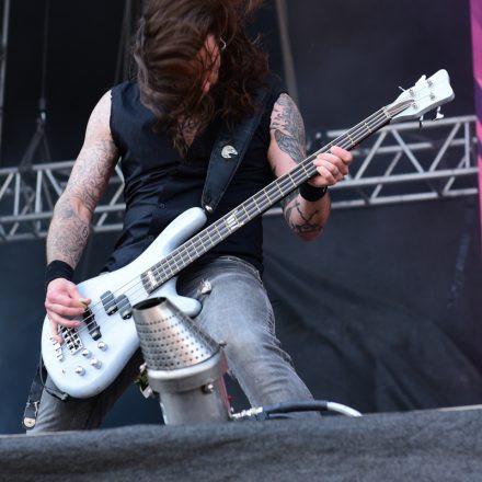 Nova Rock Festival 2019 - Day 1 (Part 1)