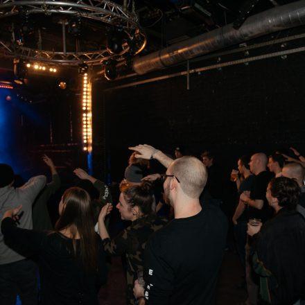 Kreiml & Samurai @ Flex Wien