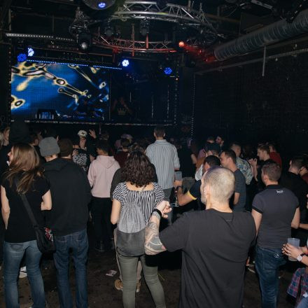 The Hive pres. S.P.Y., Upgrade und Stamina MC @ Flex Wien