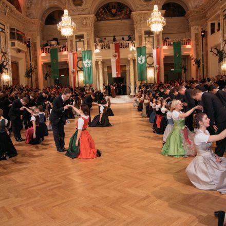 Jägerball @ Hofburg Wien