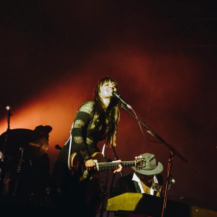 Angus and Julia Stone @ Arena Open Air