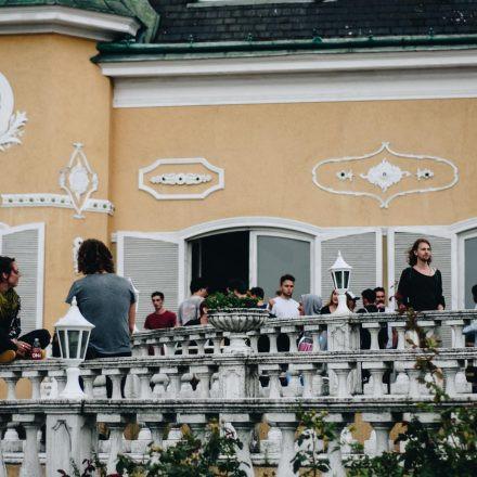 Merkwürdig / Open Air / Rave @ Luftschloss Cobenzl
