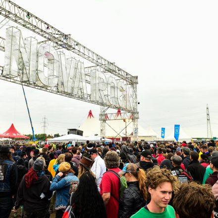 Nova Rock Festival 2018 - Day 1 [Part 1] @ Pannonia Fields