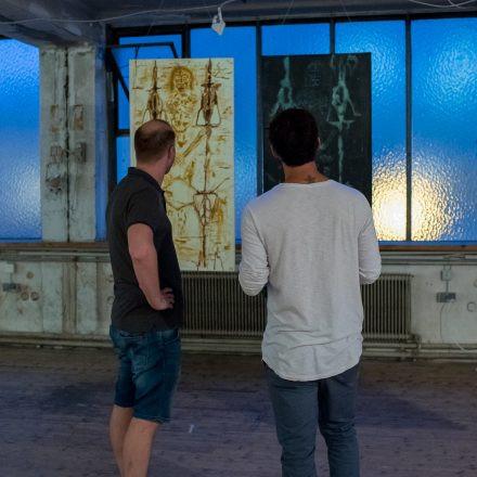 Stefan Weiss: Amor & Psychos @ Die Schöne Wien