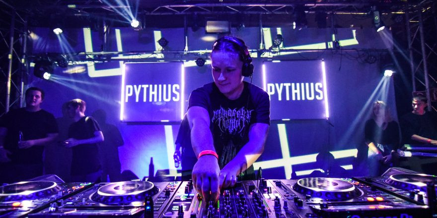 Fasten Your Seatbelts w/ Pythius @ Warehouse
