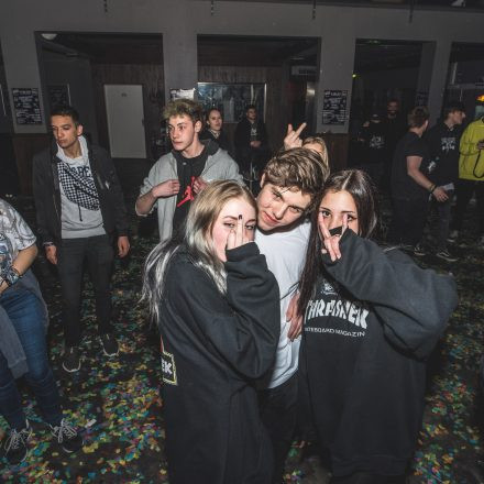 Present United X Districted Noize pres. Code Red The Ascension @ Event Arena Vösendorf