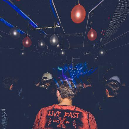DISTRICTED NOIZE Neurofunk Night @ Heart Club