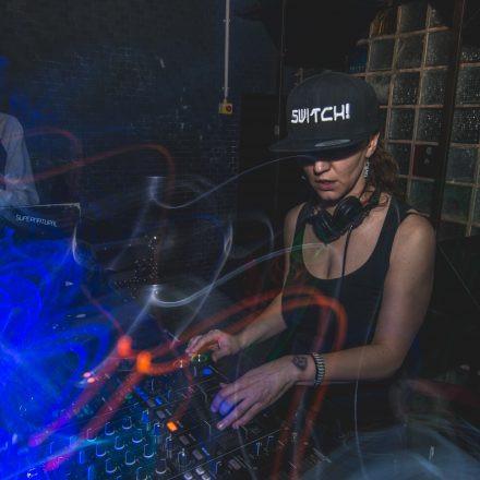 Electronic Fusion @ Pratersauna