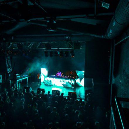 Mainframe Recordings Live Monsta Edition @ Arena Wien