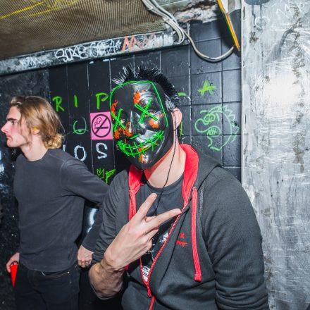 The Hive pres. AMC & Raiser @ Flex Vienna