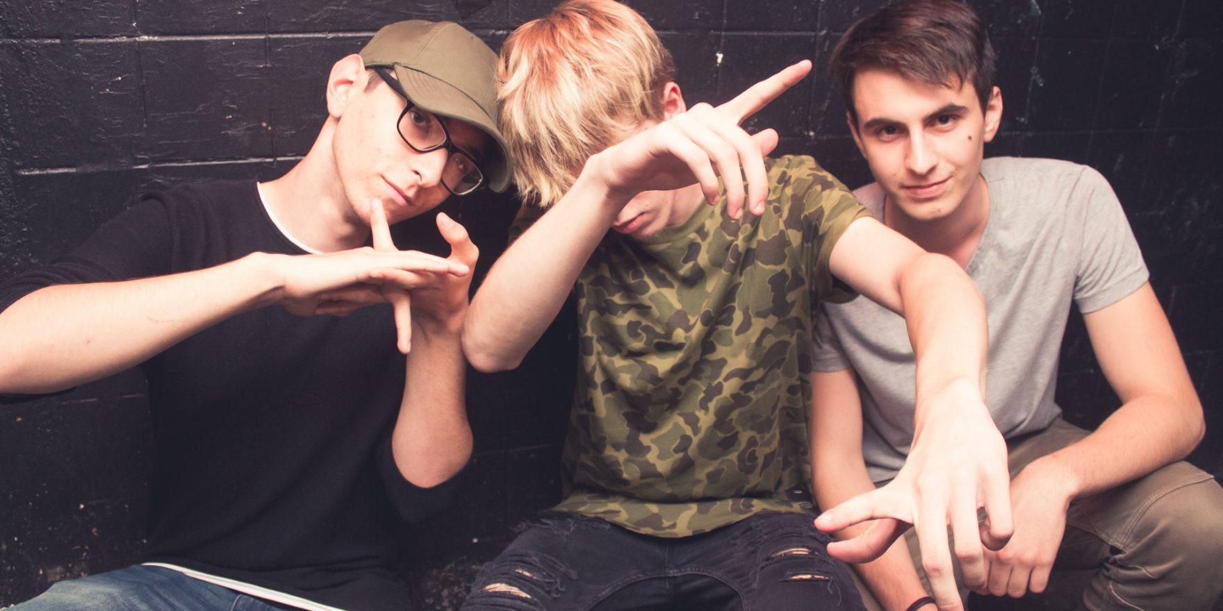 THE HIVE pres. Tantrum Desire, Limited & Swifta MC @ Flex Wien